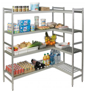 rayonnage alimentaire 6611