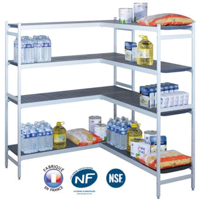 rayonnage alimentaire 6622